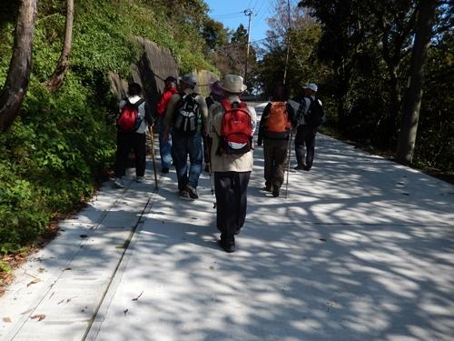 2013.11.5 野山歩き(大山千枚田方面) 003