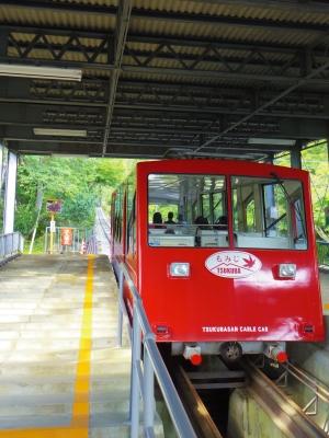 筑波山ケーブルカー2