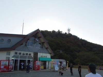 筑波山ケーブルカー5