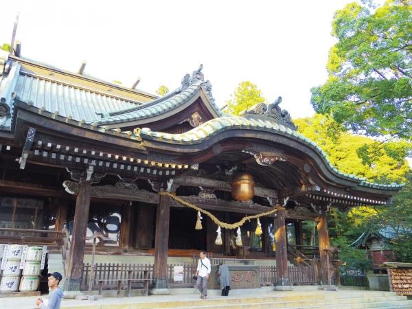 筑波山神社7