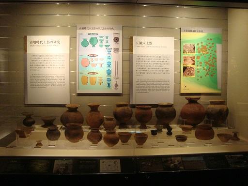 明治大学博物館五領式土器