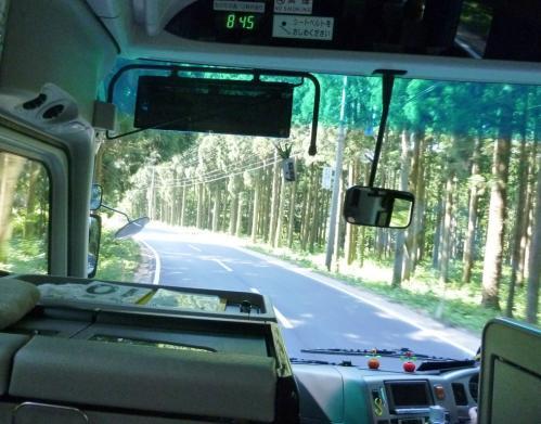 06バス出発