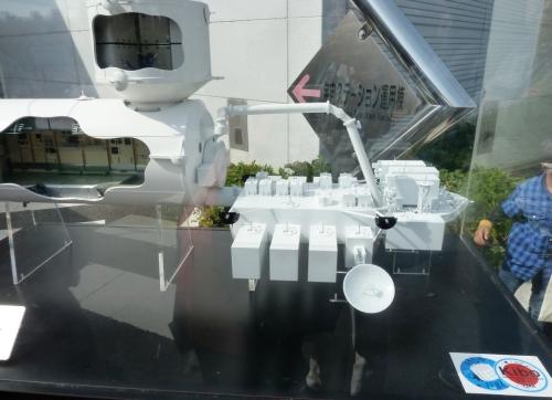 07きぼう模型