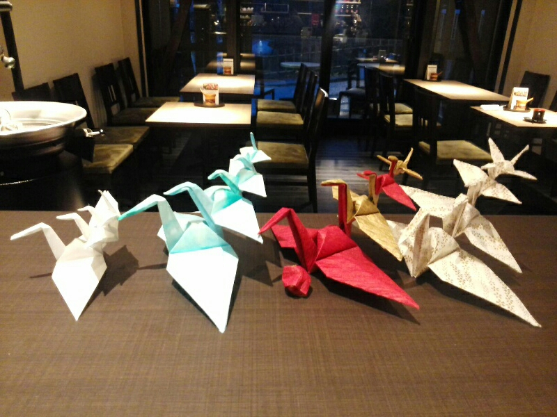 すべての折り紙 折り紙上級者折り方 : こちらは、難易度上級者向きの ...