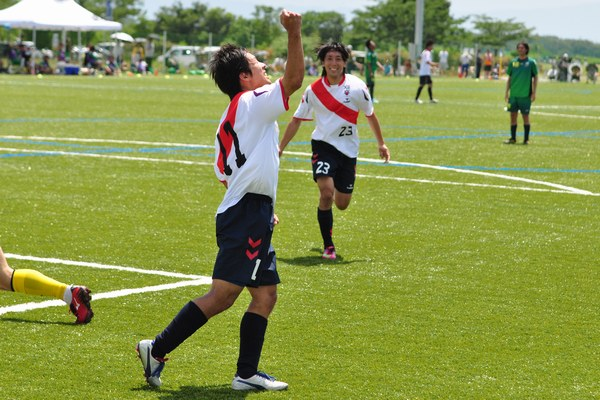 2013東海リーグ第5節vsFC岐阜セカンド-2