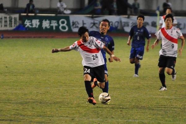 2013東海リーグ第12節vs鈴鹿ランポーレ-4