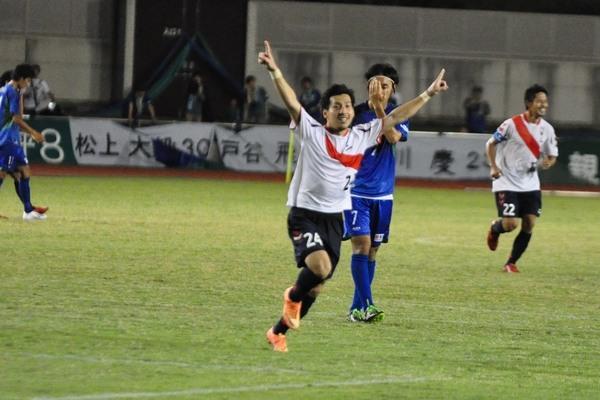 2013東海リーグ第12節vs鈴鹿ランポーレ-2