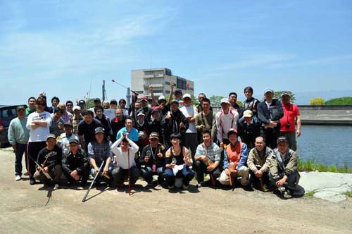 大浜釣り倶楽部 結成8周年記念親睦釣り大会