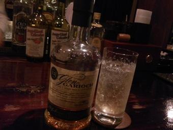 スコッチウィスキーで乾杯だ