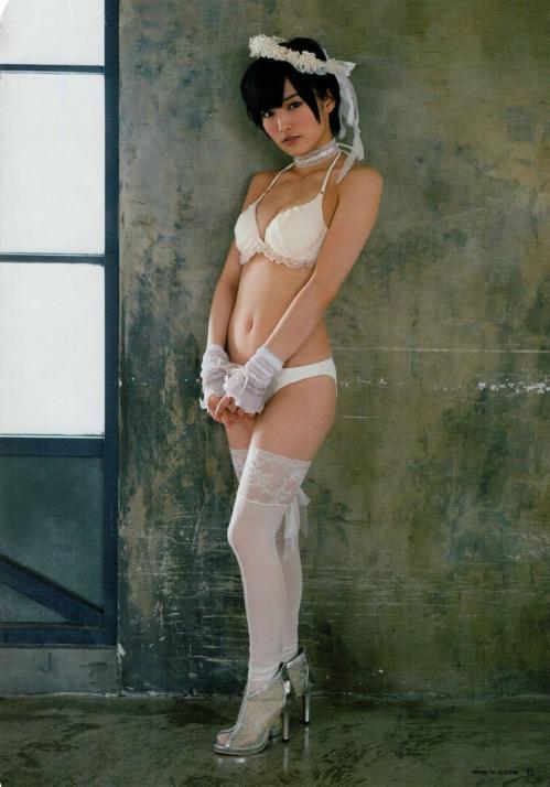 NMB48山本彩のセクシーグラビア画像