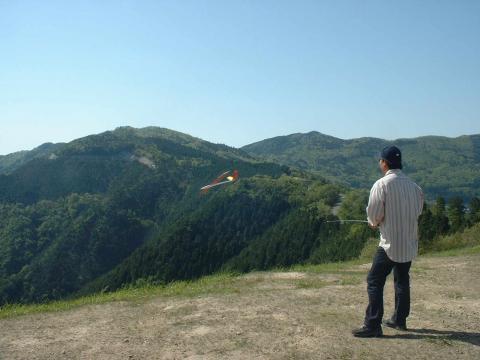 三頭山2004_0429AM