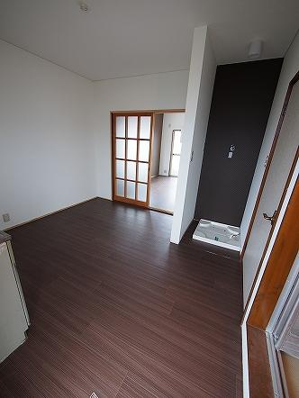 表面40%で取得したアパートのリフォーム後001