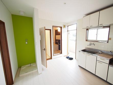 表面40%で取得したアパートのリフォーム後006