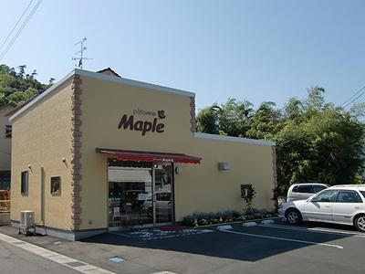 沼隈町のケーキ屋さんMaple