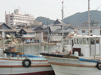 鞆港風景2