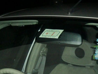 マーチの車検