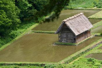 梅雨の時期におススメ!雨が似合う観光名所 世界遺産 白川郷⑤