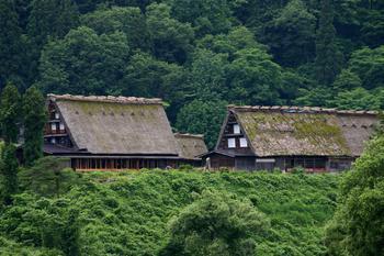 夏休みは白川郷へ遊びに来ませんか? 家族旅行やお友達同士の旅行など、グループ旅行にオススメ ⑥