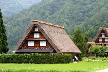 夏休みは白川郷へ遊びに来ませんか? 家族旅行やお友達同士の旅行など、グループ旅行にオススメ ⑧