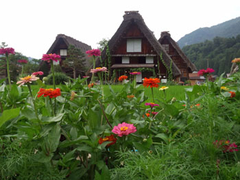 今年の夏休み/お盆休みは、白川郷で過ごしませんか? ①