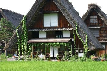【お盆】夏の世界遺産 白川郷を楽しむ★自然!観光!温泉!魅力満点♪ ⑥