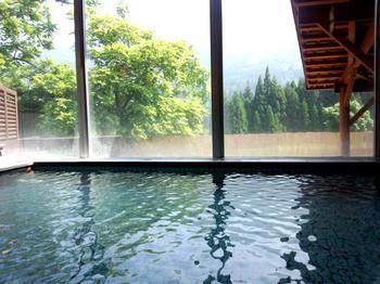 夏休み~白川郷で汗をかいたら温泉でさっぱり~①