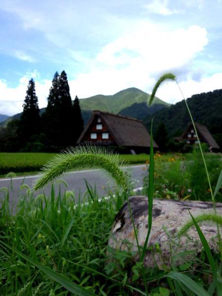 ◆ちょっと遅めの夏休み◇夏の疲れを温泉で癒す~世界遺産 白川郷 ①
