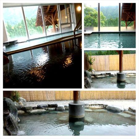 ◆ちょっと遅めの夏休み◇夏の疲れを温泉で癒す~世界遺産 白川郷 ⑦