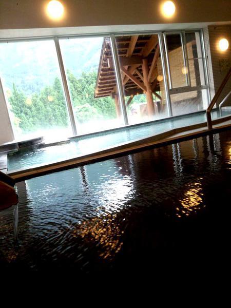 ◆ちょっと遅めの夏休み◇夏の疲れを温泉で癒す~世界遺産 白川郷 ⑧
