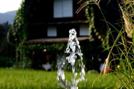 暑さも少しずつ和らぎ、夏休みも終わり、、、 季節は夏から秋へ。。。 秋の始まり!世界遺産 白川郷 ⑤