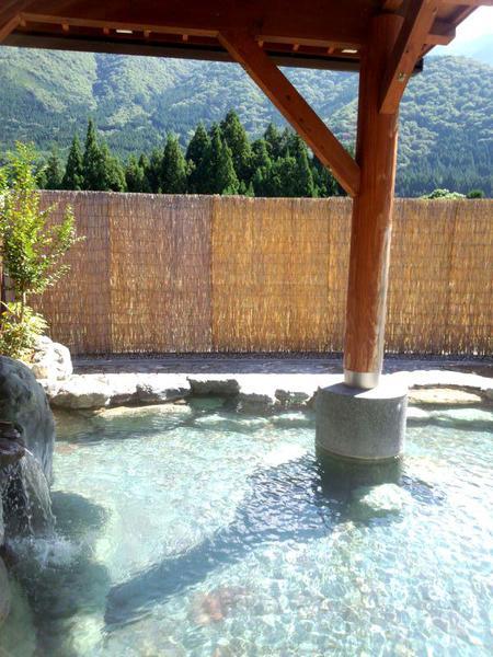 環境省が認める良質な温泉 ~ 大白川温泉 しらみずの湯 ④