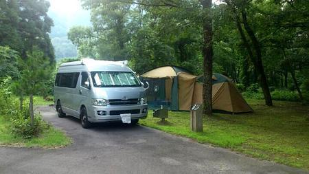 秋キャンプ