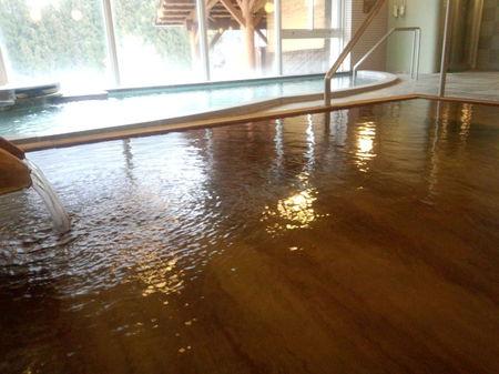白川郷ひらせ温泉キャンプサイトで(大白川温泉 しらみずの湯)入浴割引券購入できますよー