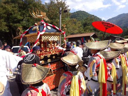 白川郷どぶろく祭 10月14日 ⑩