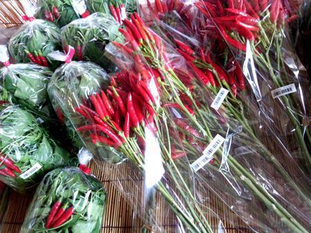 道の駅 飛騨白山 秋季の収穫~色々~販売中 ⑥