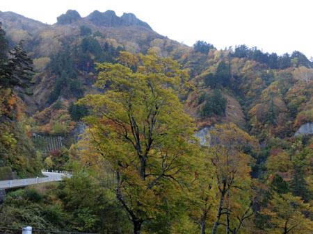 白山スーパー林道(岐阜県側) 三方岩岳 ②