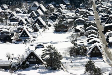 冬の旅行は世界遺産に溢れた白川郷で 歴史を感じる時間を ②