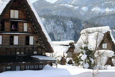 冬の旅行は世界遺産に溢れた白川郷で 歴史を感じる時間を ③