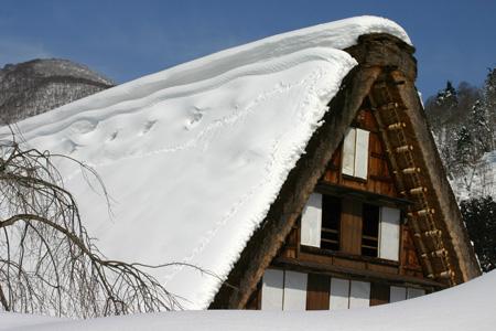 冬の旅行は世界遺産に溢れた白川郷で 歴史を感じる時間を ⑤