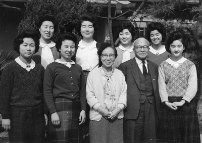 4-昭和38年教師達写真