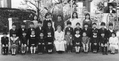 17-卒園式1990年