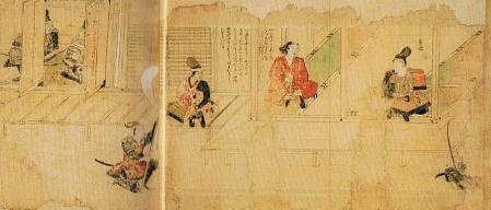 『蒙古襲来絵詞』