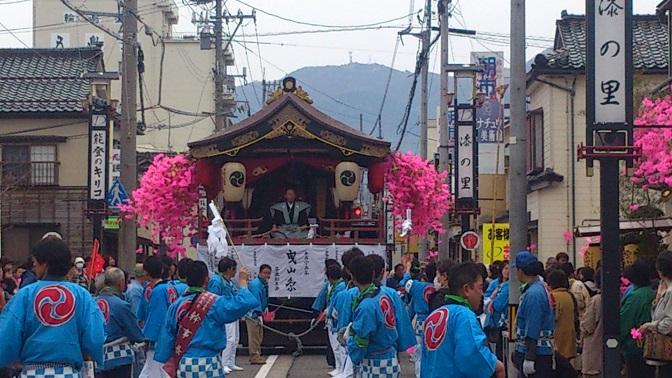 曳山祭 : 坂本賢治 日々雑感