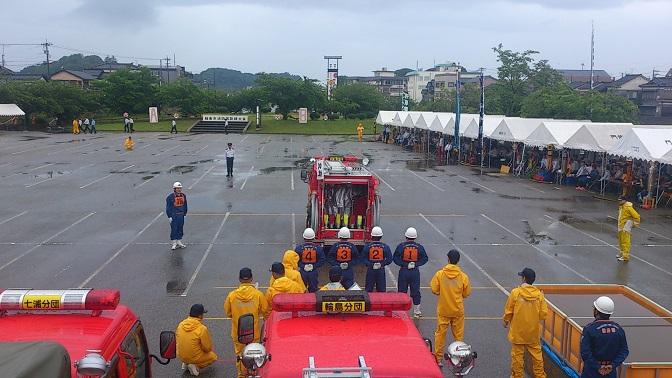 消防団訓練大会3