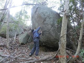 岩被り」1