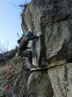 上の岩MYさん
