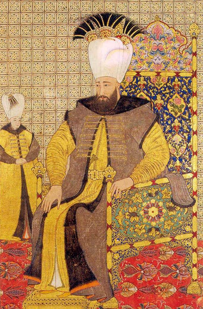 Sultan ahmed III Levni