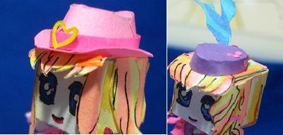 帽子×2種
