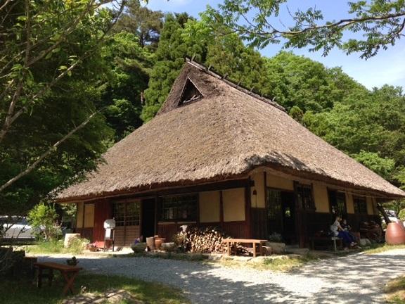三田市・峠の茶屋 一軒家 (2)