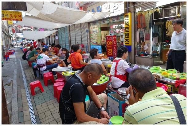 韓国・釜山旅行 2013・9月15日 (2)
